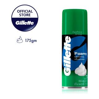 Gillette Foamy Shave Foam - Menthol