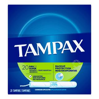 Tampax Anti Slip Grip Tampons - Super Absorbency