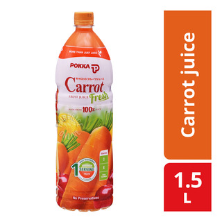 Pokka Bottle Drink - Carrot Juice