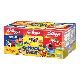 Kellogg's Cereal - School Pack