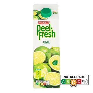 Marigold Peel Fresh Juice - Lime