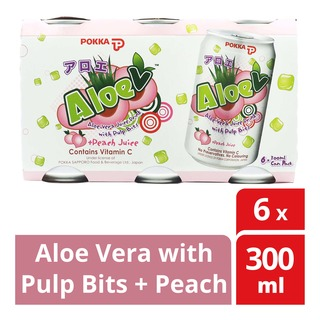 how to make aloe vera drink with pulp