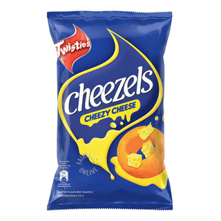 Cheezels Cheese Rings Snack - Original
