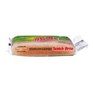 3M Scotch-Brite Scour Pads - Delicate Duty (Gold)