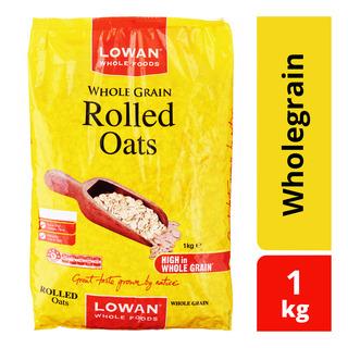 Lowan Wholegrain Rolled Oats