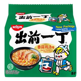 Nissin Instant Noodles - Garlic Chicken