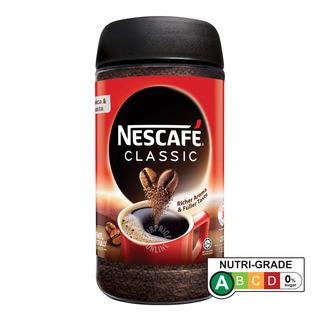 Nescafe Instant Soluble Coffee Jar - Classic
