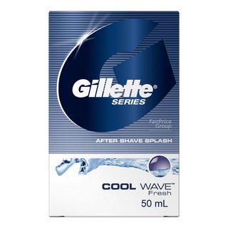 Gillette Series After Shave Splash - Cool Wave Fresh
