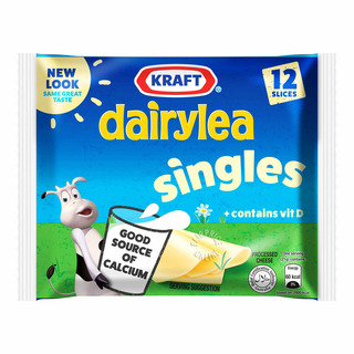 Kraft Hi-Calcium Singles Cheese