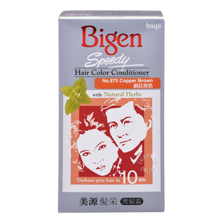 Bigen Speedy Hair Color Conditioner - Copper Brown
