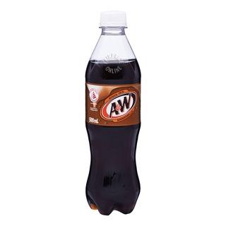 A&W Bottle Drink - Sarsaparilla Root Beer