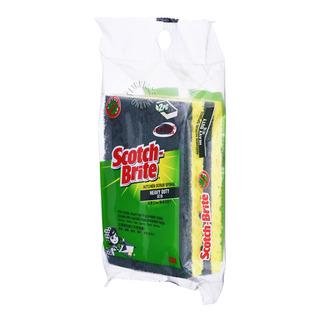 3M Scotch-Brite Scrub Sponges - Heavy Duty (Kitchen)