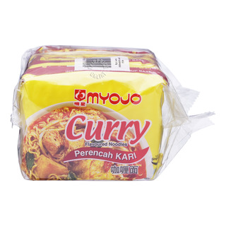 Myojo Instant Noodles - Curry