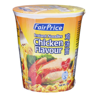FairPrice Instant Cup Noodles - Chicken