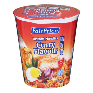 FairPrice Instant Cup Noodles - Curry