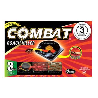 Combat Paste Bait Insecticide - Roach Killer