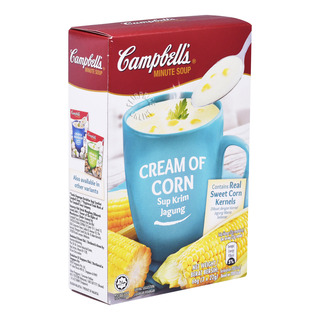 Campbell's Instant Soup - Cream of Corn