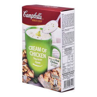 Campbell's Instant Soup - Cream of Chicken