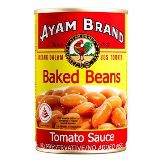 Ayam Brand Baked Beans - Tomato Sauce 425G