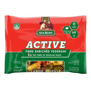 San Remo Pasta - Vegeroni Spirals (Large)