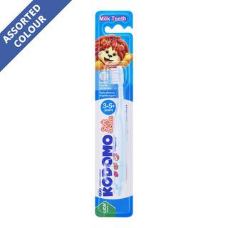 Kodomo Children Toothbrush - Soft & Slim (3 - 5 years old)
