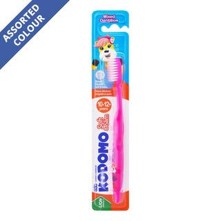Kodomo Children Toothbrush - Soft & Slim (9 - 12 years old)