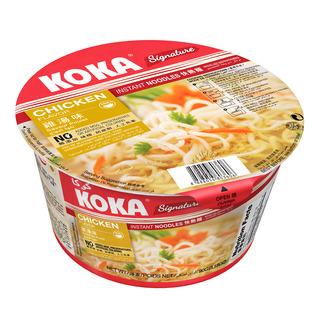 Koka Instant Bowl Noodles - Chicken