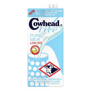 Cowhead UHT Milk - Lite (Low Fat)