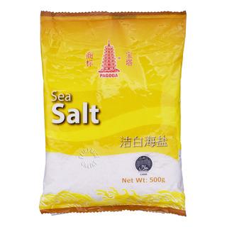 Pagoda Sea Salt - Fine 500g| FairPrice Singapore