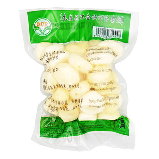 DCF Peeled Water Chestnuts