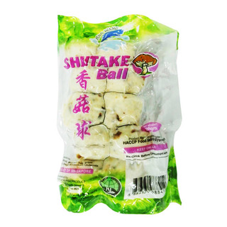 Peng Wang Shiitake Ball