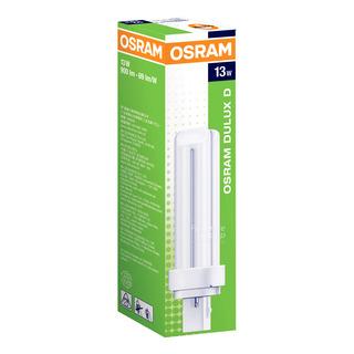 Osram Dulux D Fluorescent Bulb - Cool White (13 W)