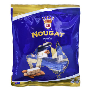 Golden Boronia Nougat - Original (Soft)