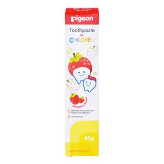 Pigeon Children Toothpaste - Strawberry