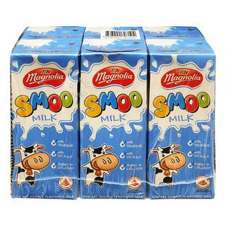 F&N Magnolia UHT Smoo Packet Milk - Vanilla