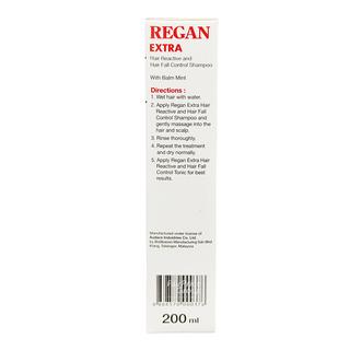 Audace Shampoo - Regan Extra Hair Fall Control (Balm Mint)
