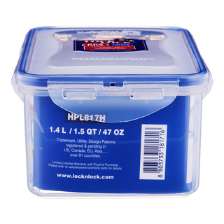 Lock & Lock Stackable Airtight Container - Rectangle