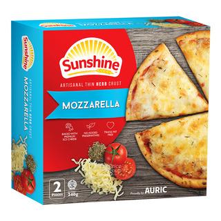 Sunshine Frozen Pizza - Mozzarella Cheese