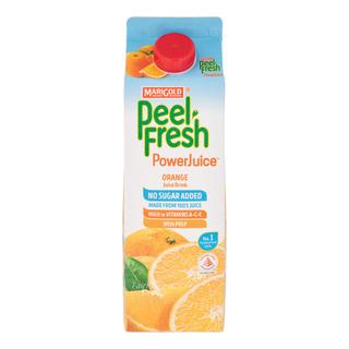 Marigold Peel Fresh Juice - Orange (No Sugar)