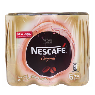 how to make nescafe coffee with milk