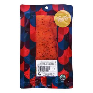 Fassler Smoked Salmon - Black Pepper