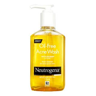 Neutrogena Facial Cleanser - Acne Wash Oil-Free