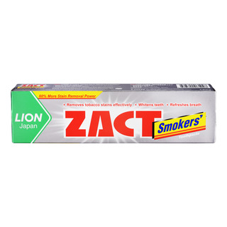 Zact Toothpaste - Smokers'