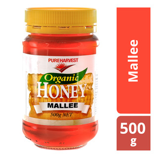 Pureharvest Organic Honey - Mallee