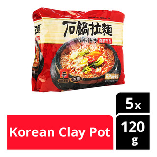 Nongshim Instant Noodle - Korean Clay Pot