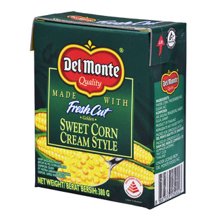 Del Monte Fresh Cut Golden Sweet Corn - Cream Style (Box)
