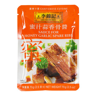 Lee Kum Kee Sauce - Honey Garlic Spare Ribs