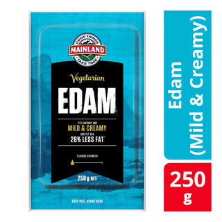 Mainland Block Cheese - Edam (Mild & Creamy)