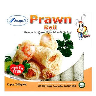 Seagift Frozen Prawn Roll