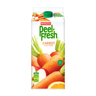 Marigold Peel Fresh Juice - Carrot